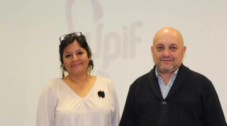 Susana Diaz y Jose L Reguera